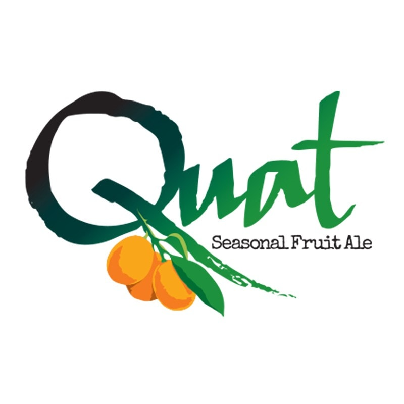 Quat Seasonal Fruit Ale | Tampa Bay Brewing Company