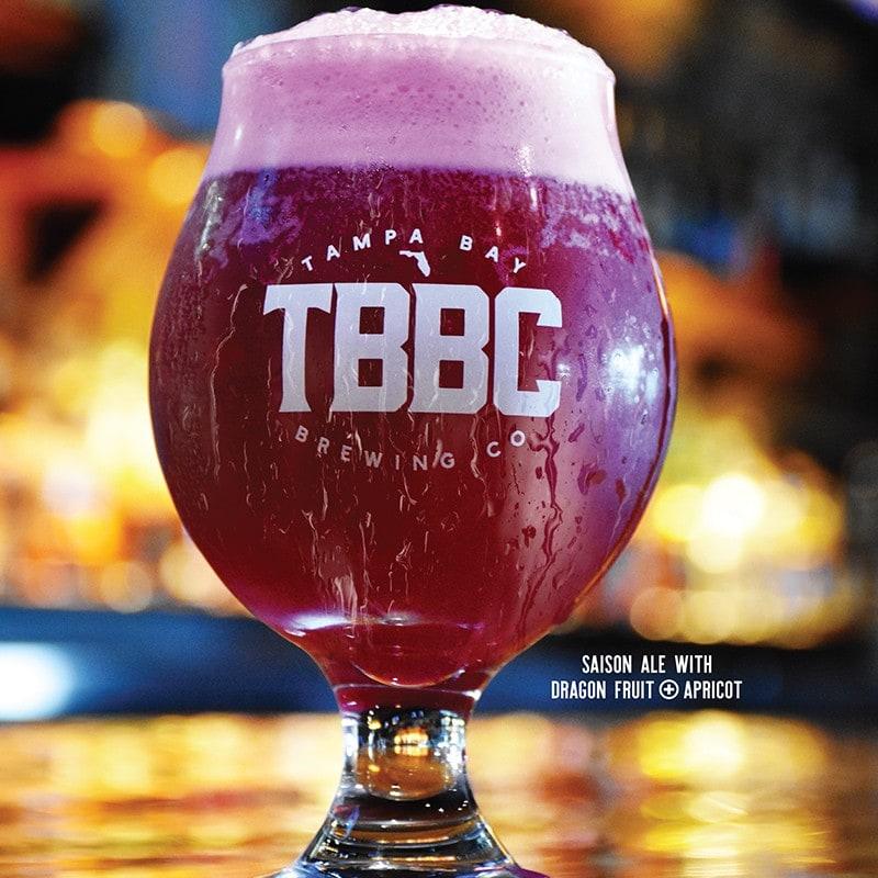 Saison Ale | Tampa Bay Brewing Company