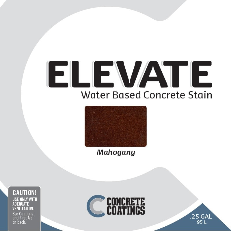 Elevate Concrete Stain | Concrete Coatings of the Fenix Group