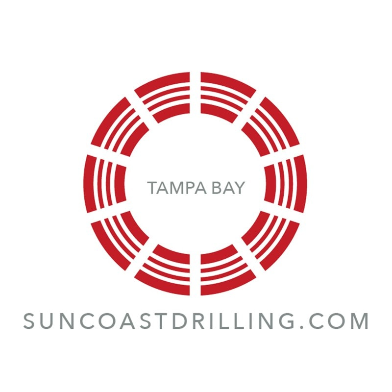 Suncoast Drilling Business Card Front