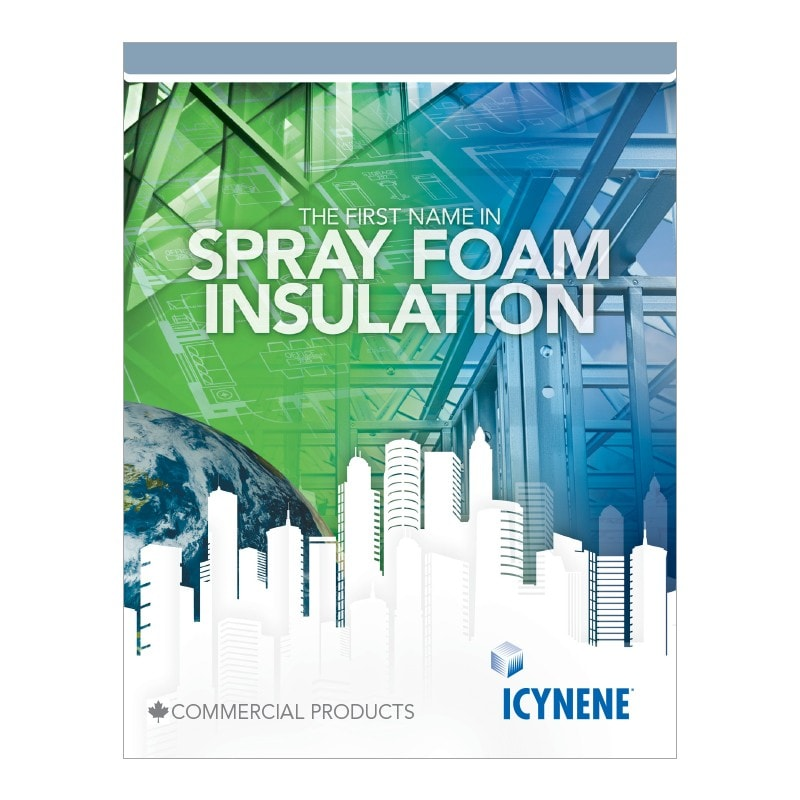 Spray Foam Insulation Brochure | Icynene